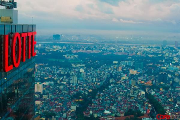 Tờ báo nổi tiếng của Anh bình chọn đài quan sát ở Hà Nội nằm trong top điểm ngắm cảnh đẹp nhất thế giới - Ảnh 3.