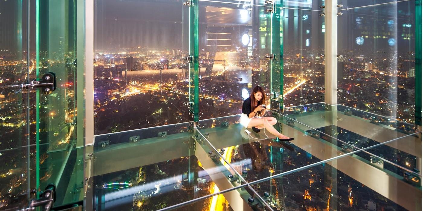 Tờ báo nổi tiếng của Anh bình chọn đài quan sát ở Hà Nội nằm trong top điểm ngắm cảnh đẹp nhất thế giới - Ảnh 2.