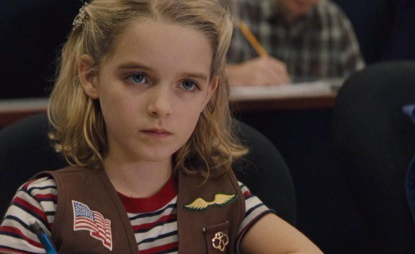 Gặp gỡ bé gái ngủ cùng Annabelle Mckenna Grace: Xinh xắn tựa thiên thần, là bạn diễn của Chris Evans - Ảnh 12.