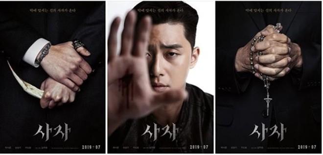 Ngán làm cameo bị gọi hồn trong Kí Sinh Trùng, Park Seo Joon làm mục sư điển trai 6 múi nhất màn ảnh Hàn - Ảnh 1.