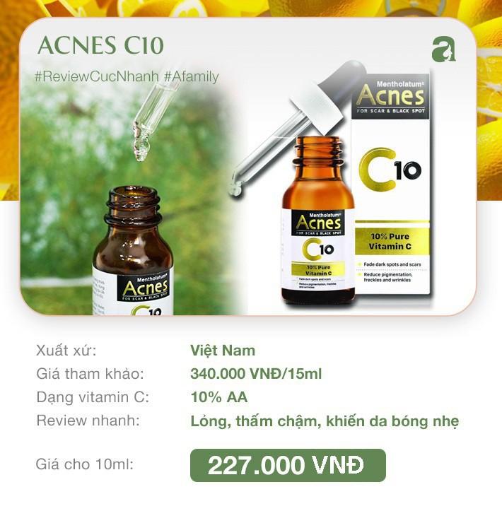 """7 loại serum vitamin C ngừa nám da và chống lão hóa giá dưới 350k mà chị em nào cũng cần trong công cuộc """"chống già"""" - Ảnh 6."""