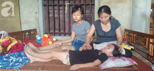 Tâm sự xót xa của bé gái 13 tuổi bị ung thư xương: Em con bị bướu cổ, con cưa chân rồi sao chăm sóc được em - Ảnh 7.