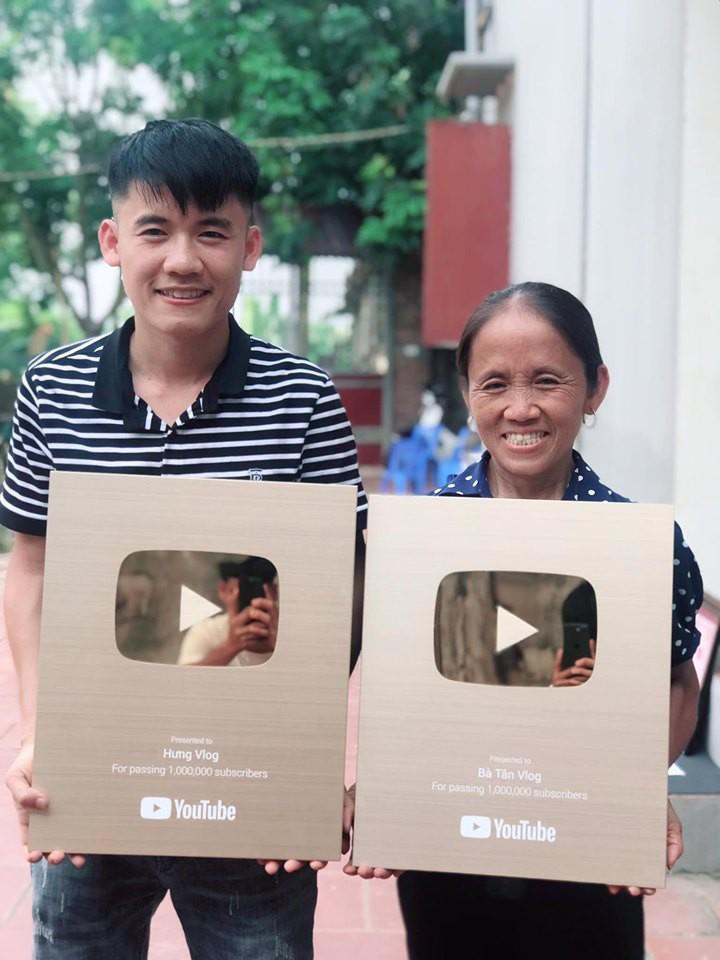 """Bà Tân Vlog nhận Nút Vàng YouTube, vậy """"nút"""" này có thật sự làm từ vàng thật hay không? - Ảnh 3."""