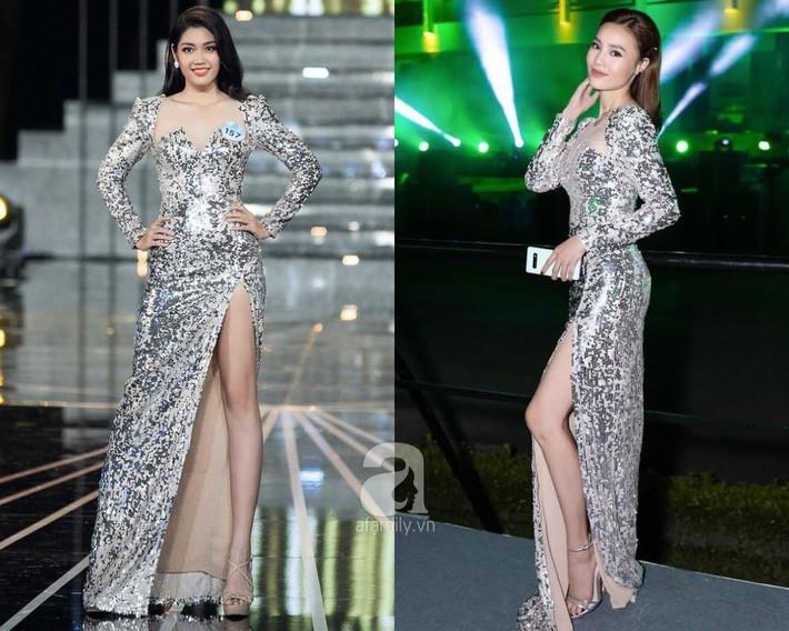 Đụng váy với Hương Giang hay Phương Khánh nhưng dàn thí sinh Hoa hậu cũng không hề bị lép vế - Ảnh 1.