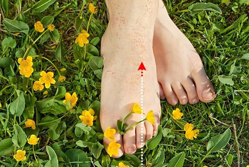 8 dấu hiệu ở chân cảnh báo bạn có thể đang mắc bệnh nguy hiểm - Ảnh 2.