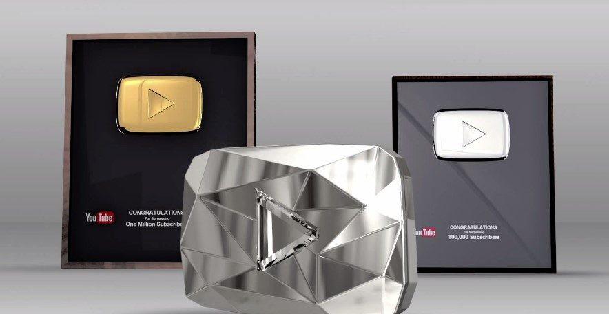"""Bà Tân Vlog nhận Nút Vàng YouTube, vậy """"nút"""" này có thật sự làm từ vàng thật hay không? - Ảnh 2."""