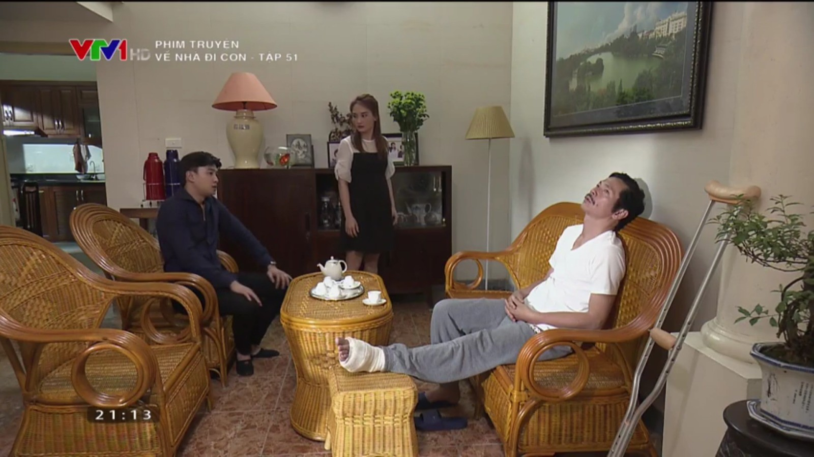 Về Nhà Đi Con tập 51: Tạm biệt tomboyloichoi, cả nhà ra đây mà xem Ánh Dương lồng lộn ăn diện như đi nhảy đầm nè! - Ảnh 12.