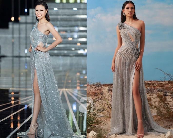 Đụng váy với Hương Giang hay Phương Khánh nhưng dàn thí sinh Hoa hậu cũng không hề bị lép vế - Ảnh 3.