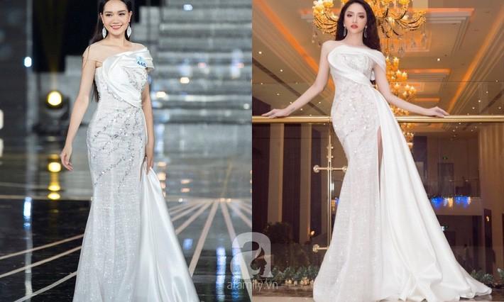 Đụng váy với Hương Giang hay Phương Khánh nhưng dàn thí sinh Hoa hậu cũng không hề bị lép vế - Ảnh 4.