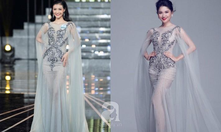 Đụng váy với Hương Giang hay Phương Khánh nhưng dàn thí sinh Hoa hậu cũng không hề bị lép vế - Ảnh 6.