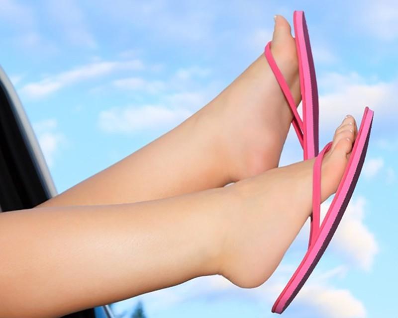8 dấu hiệu ở chân cảnh báo bạn có thể đang mắc bệnh nguy hiểm - Ảnh 6.