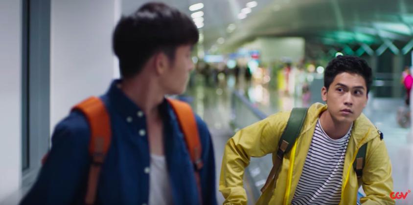 Chùm khoảnh khắc siêu cấp lãng mạn của 2 nam chính Thưa Mẹ Con Đi - đôi nam thần đam mỹ mới làng phim Việt - Ảnh 2.
