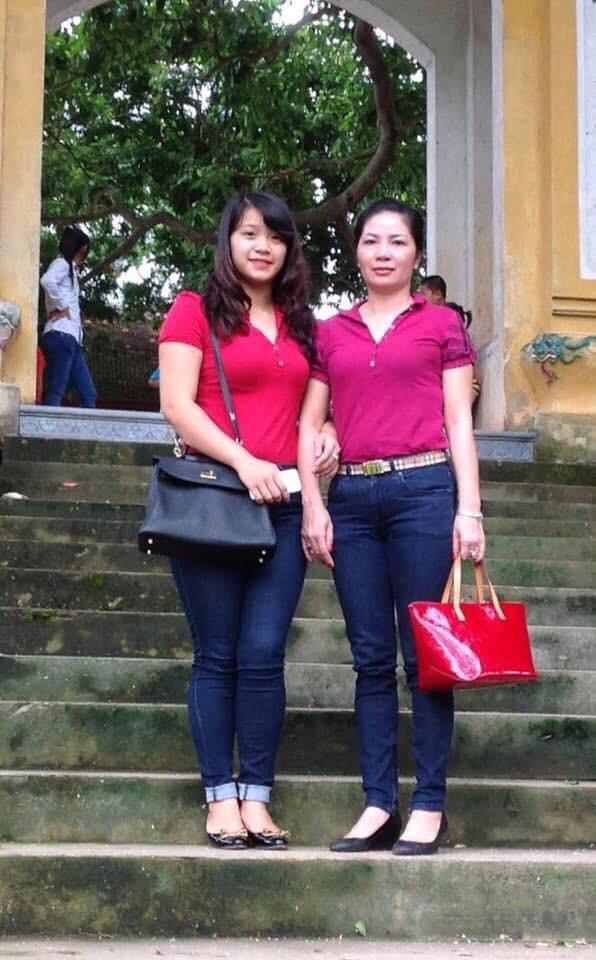 Cô dâu Khánh Linh của trung vệ Bùi Tiến Dũng: Từ hành trình lột xác đáng kinh ngạc đến nghi vấn PTTM và gia thế khủng ở Bắc Ninh - Ảnh 3.