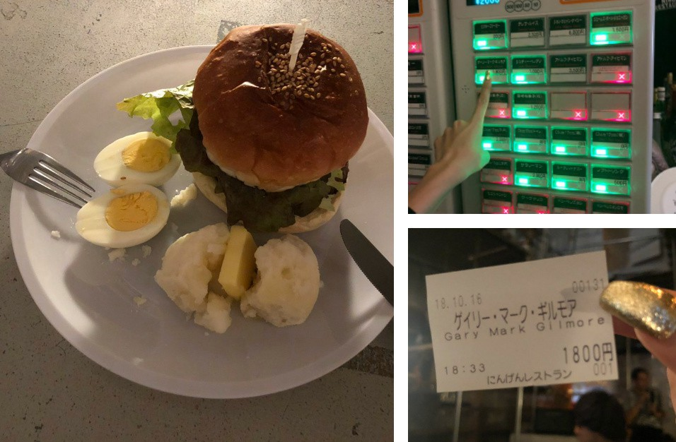 Nhà hàng chơi lớn xem mọi người có trầm trồ: phục vụ những bữa ăn cuối cùng của tử tù nổi tiếng - Ảnh 3.