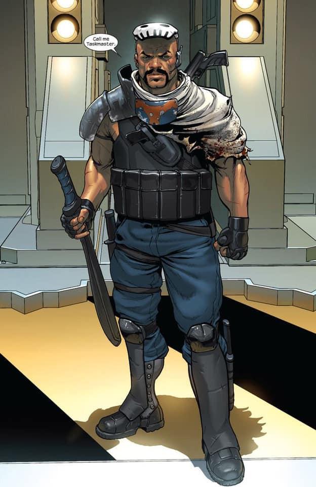 Không thể tin nổi: Black Widow trở về từ cõi chết để đánh nhau với 5 anh em siêu nhân? - Ảnh 6.