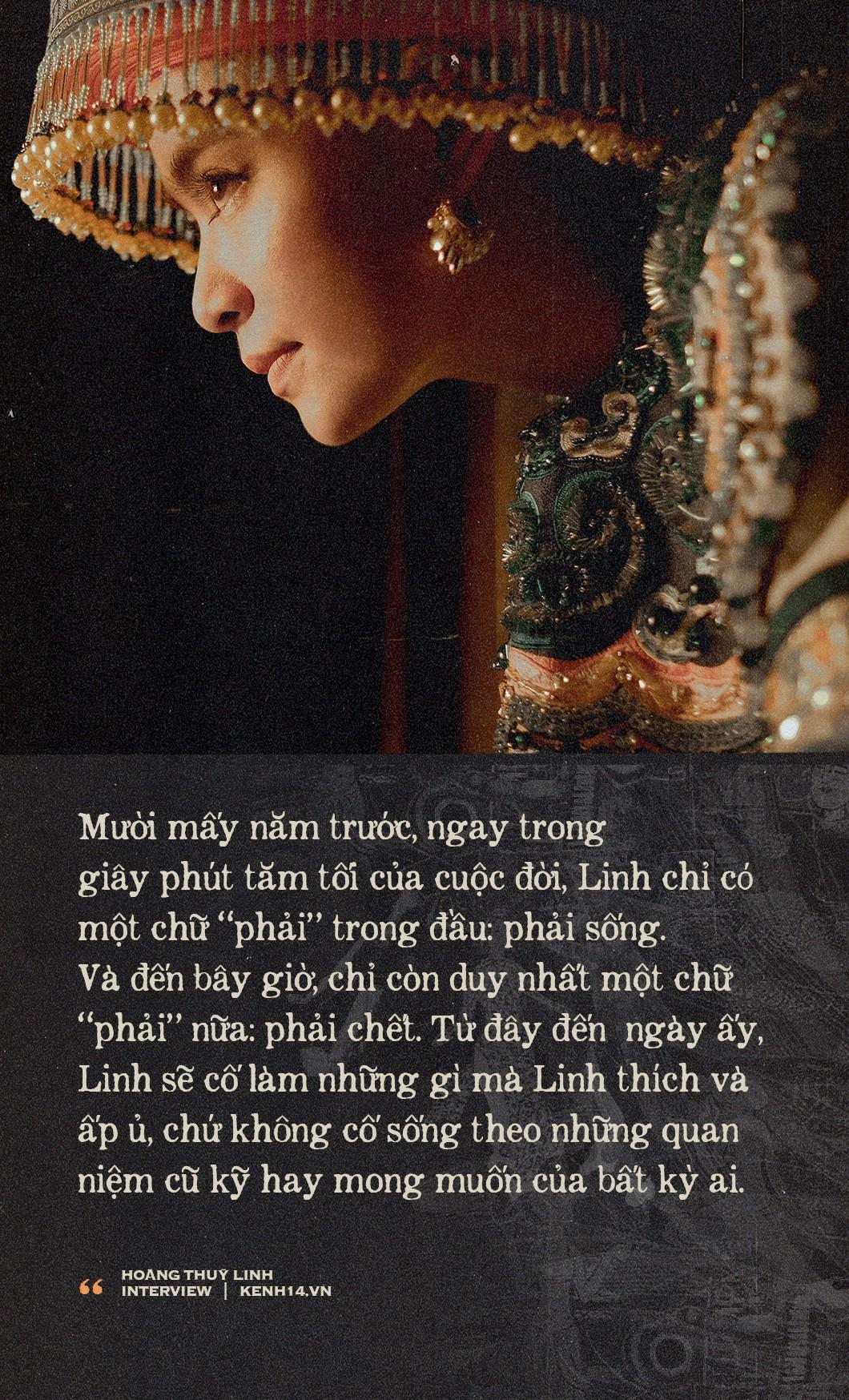 """""""Vợ chồng A Phủ"""" có ý nghĩa đặc biệt với Hoàng Thuỳ Linh, vì đó là tác phẩm giúp Linh đậu đại học - Ảnh 4."""