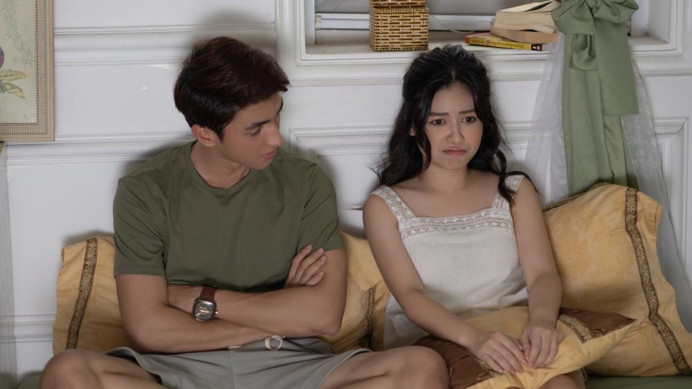 Bình An nhận cái kết đắng sau khi phản bội Dương Hoàng Yến trong MV mới - Ảnh 3.