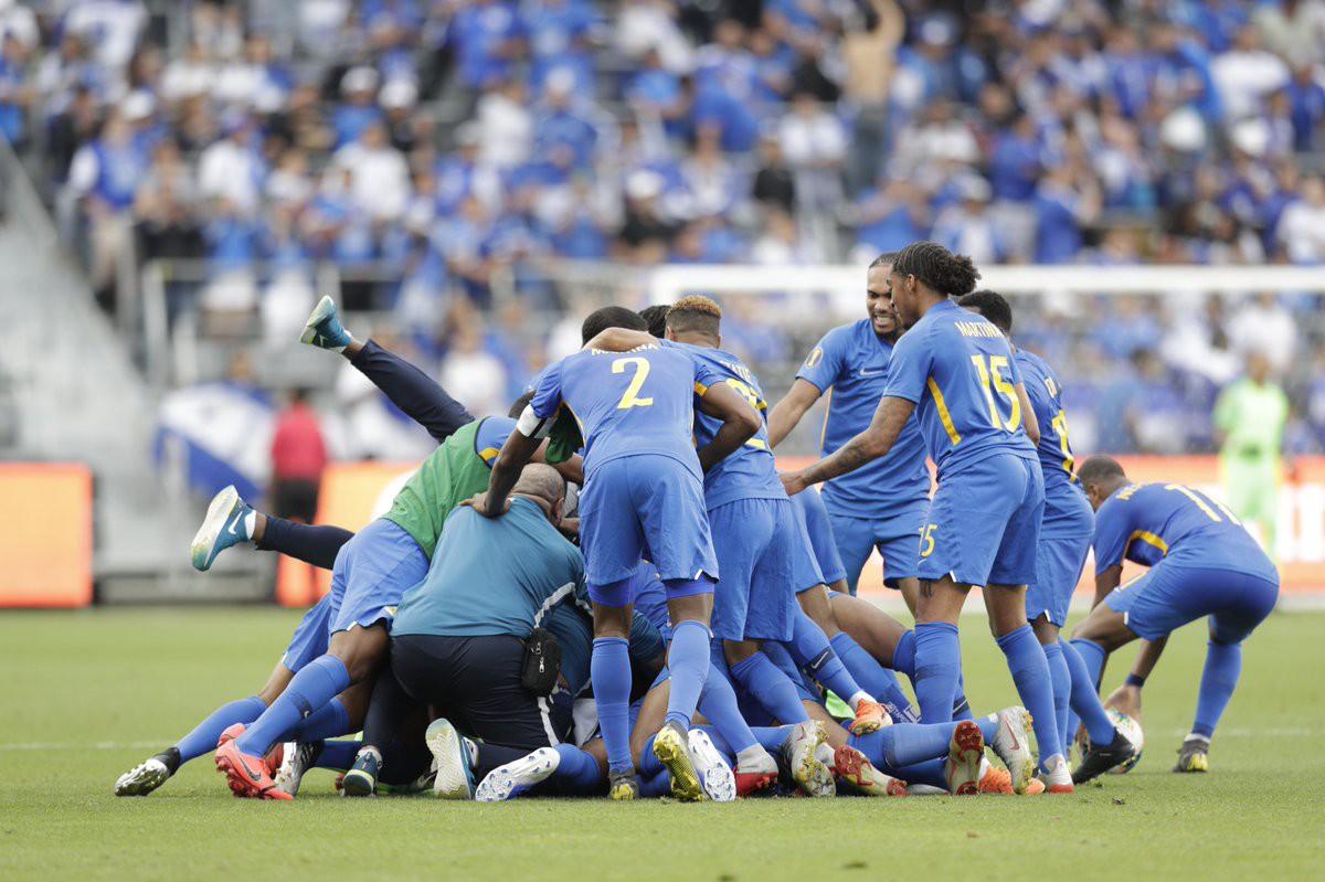 Hòa nghẹt thở đội từng dự World Cup bằng kết quả giống với Việt Nam, Curacao lập nên thành tích chưa từng có trong lịch sử - Ảnh 1.