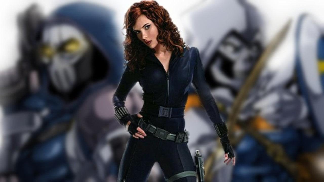 Không thể tin nổi: Black Widow trở về từ cõi chết để đánh nhau với 5 anh em siêu nhân? - Ảnh 7.