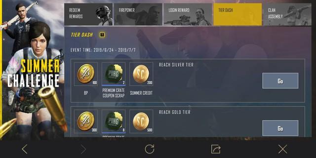 PUBG Mobile: Cách nhận FREE skin Kar98k Rugged và ScarL Dcamo chỉ sau 3 ngày - Ảnh 2.