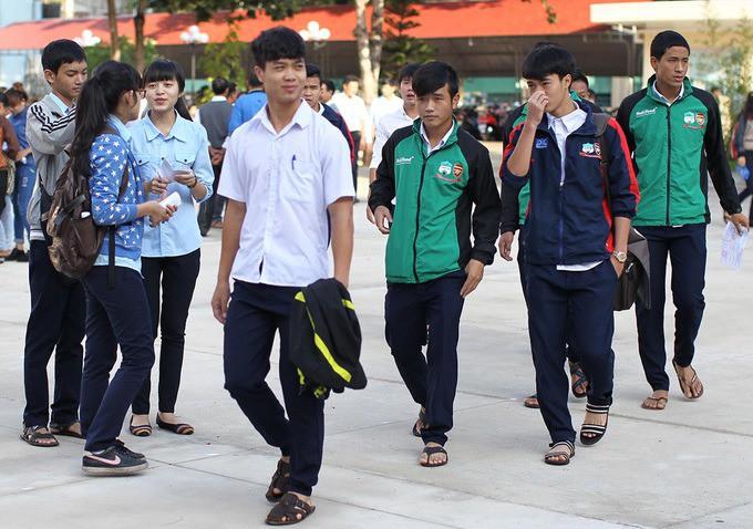 Lộ bảng điểm thi tốt nghiệp của dàn cầu thủ tuyển Việt Nam: Hồng Duy Pinky đội sổ nhưng người học giỏi nhất mới gây bất ngờ - Ảnh 4.