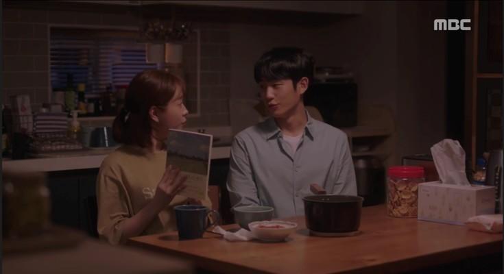 Lơ đẹp lời bố, Han Ji Min vẫn cho khán giả no thính với khoảnh khắc tình bể bình bên Jung Hae In trong tập 11 Đêm Xuân - Ảnh 5.