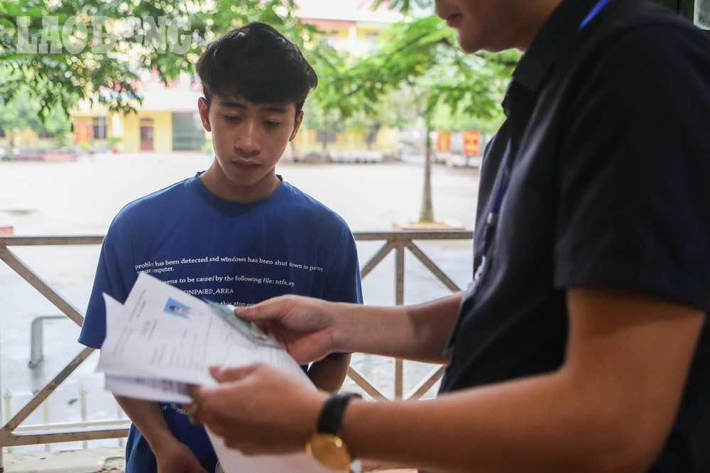 Phía sau chuyện thí sinh một mình một phòng thi ở Hà Giang - Ảnh 3.