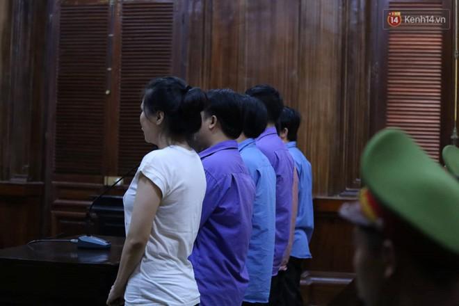 Vợ cũ bác sĩ Chiêm Quốc Thái thanh minh tại tòa sau khi thuê giang hồ truy sát chồng: Chỉ đánh dằn mặt, thuê người tát mấy cái... - Ảnh 9.