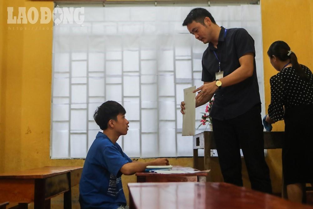 Phía sau chuyện thí sinh một mình một phòng thi ở Hà Giang - Ảnh 4.