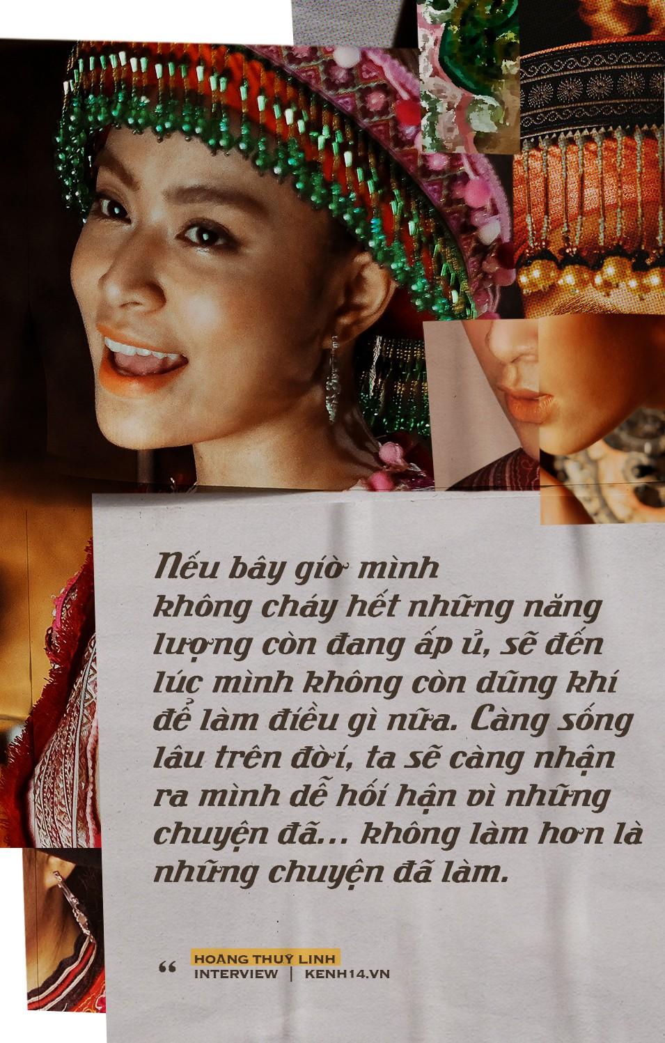 """""""Vợ chồng A Phủ"""" có ý nghĩa đặc biệt với Hoàng Thuỳ Linh, vì đó là tác phẩm giúp Linh đậu đại học - Ảnh 2."""