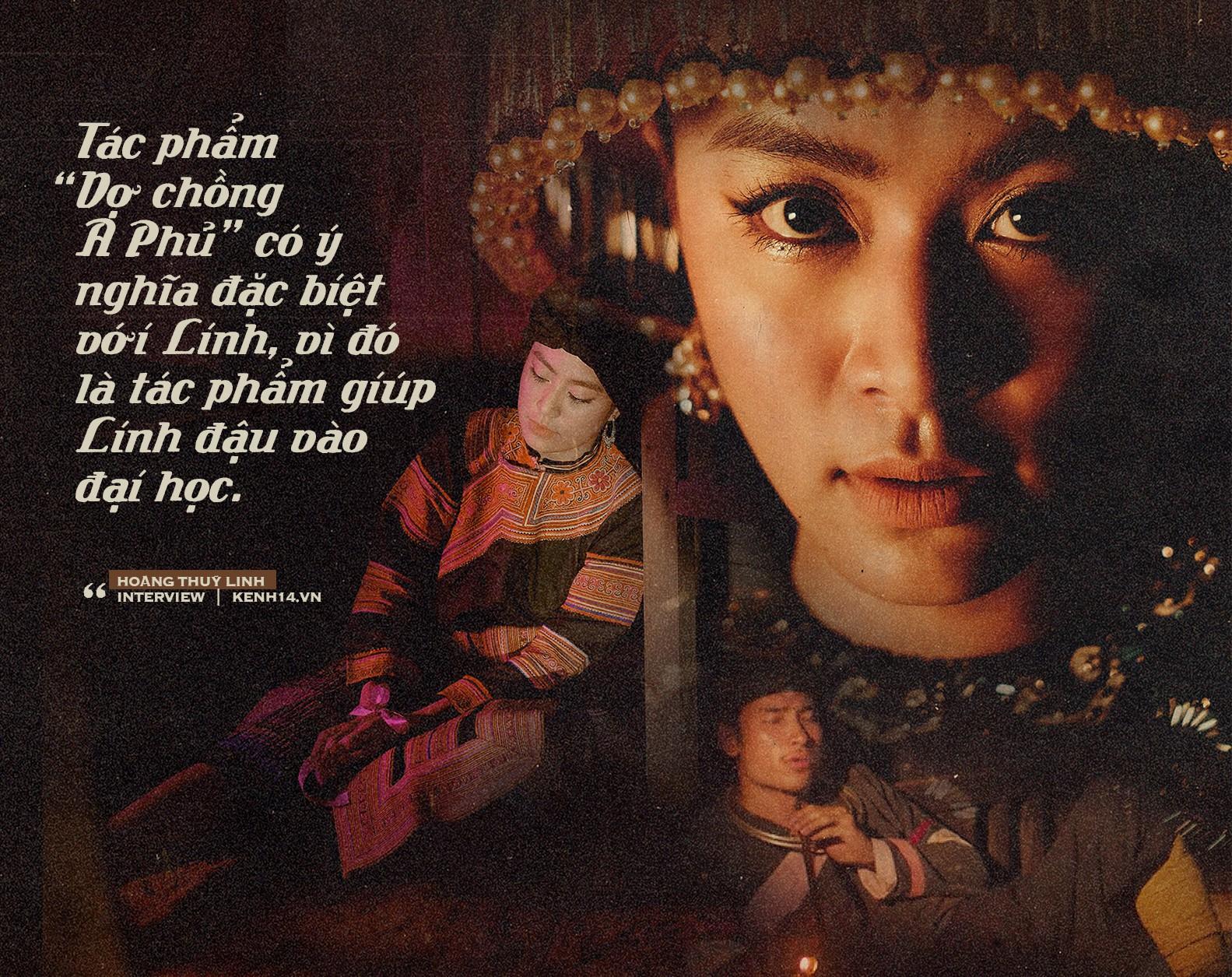 """""""Vợ chồng A Phủ"""" có ý nghĩa đặc biệt với Hoàng Thuỳ Linh, vì đó là tác phẩm giúp Linh đậu đại học - Ảnh 3."""