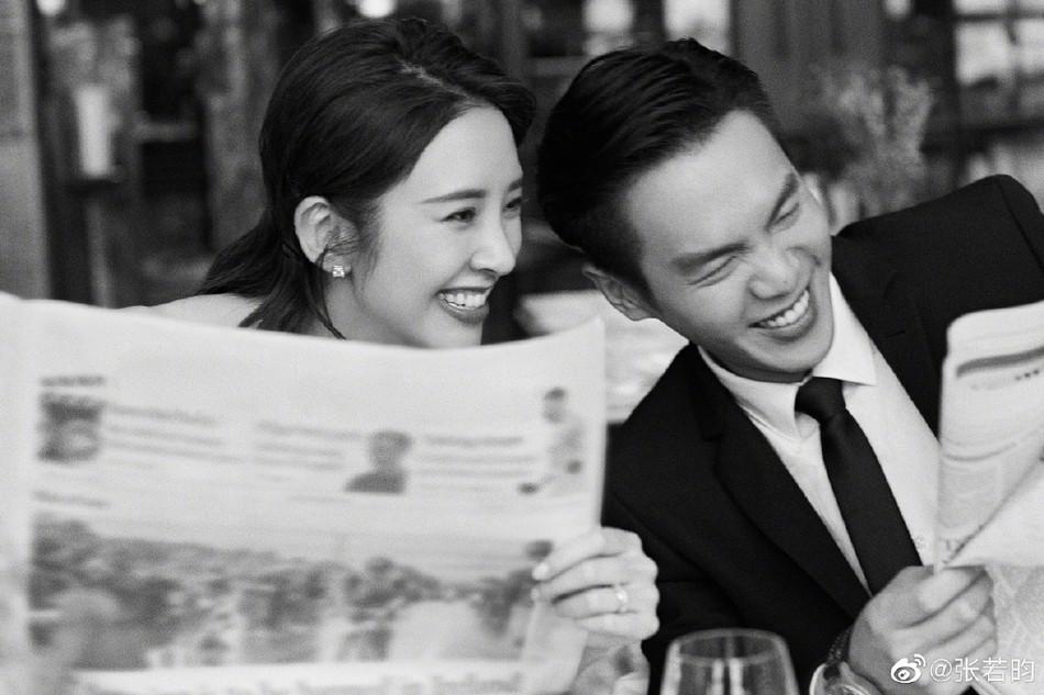 Bộ ảnh cưới tràn ngập hạnh phúc và nụ cười tít mắt của cặp đôi Tây Du Ký trước giờ G được tiết lộ - Ảnh 2.