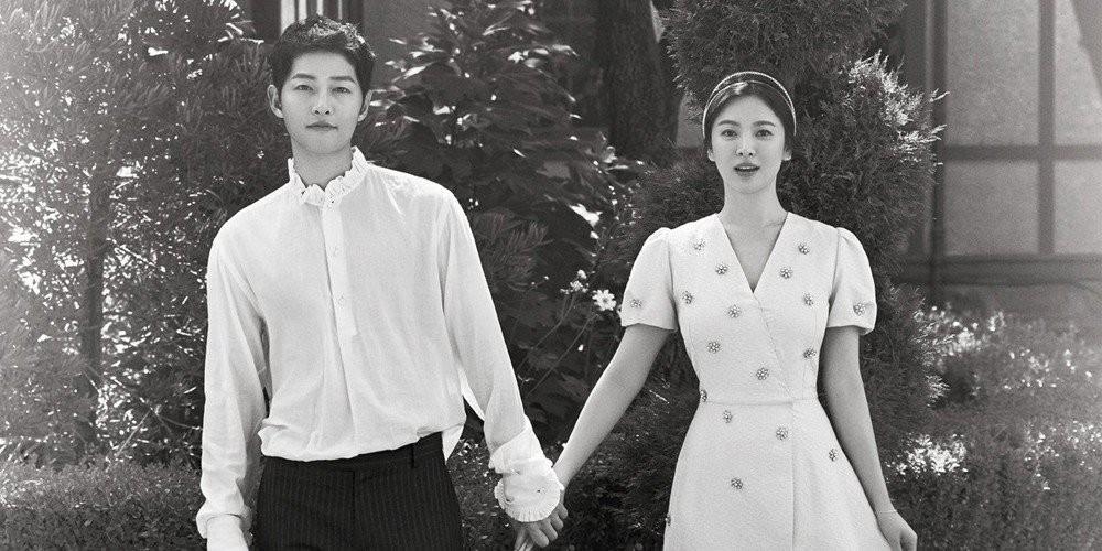 Bom tấn Arthdal Niên Sử Kí có vai trò gì với cuộc hôn nhân vợ chồng Song Song? - Ảnh 1.