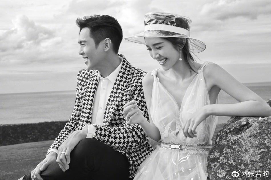Bộ ảnh cưới tràn ngập hạnh phúc và nụ cười tít mắt của cặp đôi Tây Du Ký trước giờ G được tiết lộ - Ảnh 6.
