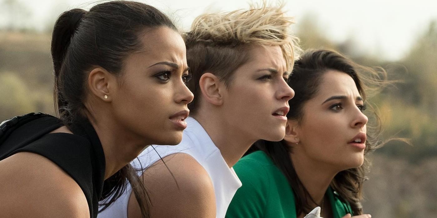 Thấy Kristen Stewart tóc dài cứ sai sai, ai ngờ chị giả lộ đánh đấm túi bụi trong trailer Charlie's Angels phiên bản remake - Ảnh 5.