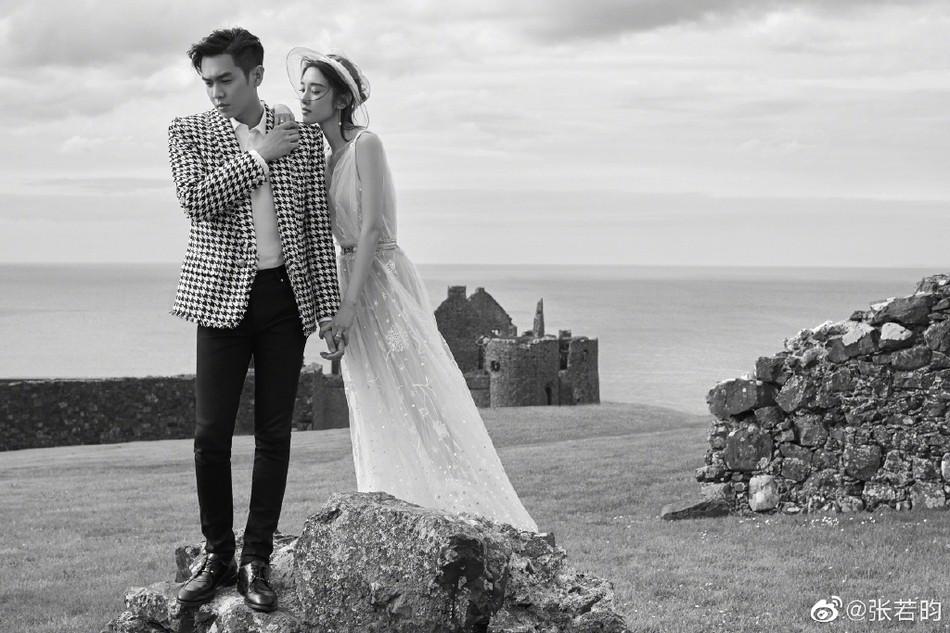 Bộ ảnh cưới tràn ngập hạnh phúc và nụ cười tít mắt của cặp đôi Tây Du Ký trước giờ G được tiết lộ - Ảnh 9.