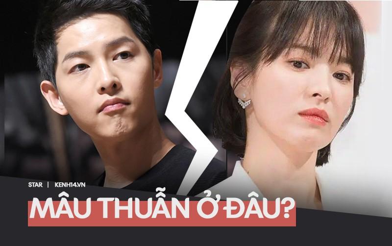 Song Hye Kyo nói ly hôn vì khác biệt tính cách, Song Joong Ki thì muốn dàn xếp thay vì tấn công và đổ lỗi, sao mâu thuẫn thế này? - Ảnh 4.