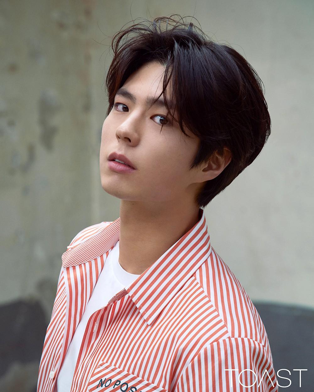 Park Bo Gum đã có động thái đầu tiên trước tin đồn ngoại tình với Song Hye Kyo, phản bội Song Joong Ki - Ảnh 2.
