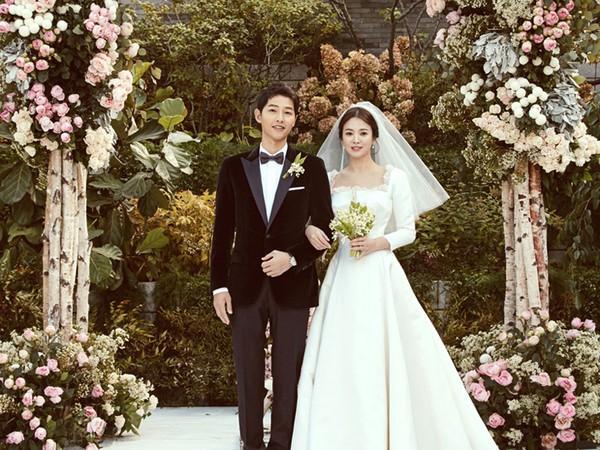 Mãi mãi là bao lâu? Hôn nhân của Song - Song đã khiến fan ngôn tình khóc nghẹn vì câu trả lời: Là 2 năm thôi! - Ảnh 2.