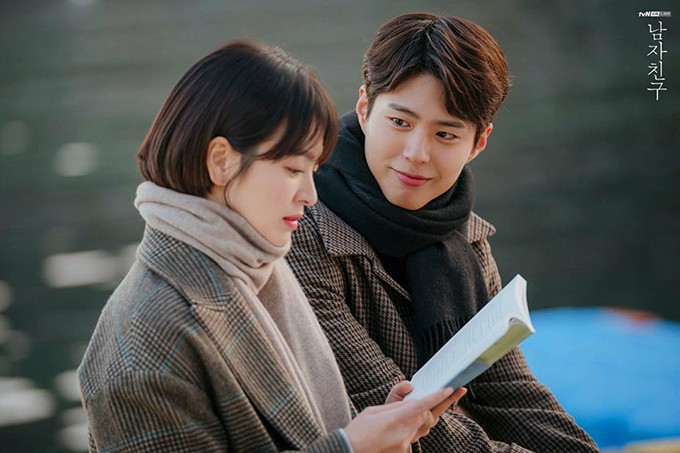 Park Bo Gum đã có động thái đầu tiên trước tin đồn ngoại tình với Song Hye Kyo, phản bội Song Joong Ki - Ảnh 1.