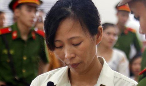 Người đàn bà bán cá sát hại đồng nghiệp xin nhận án tử - Ảnh 1.