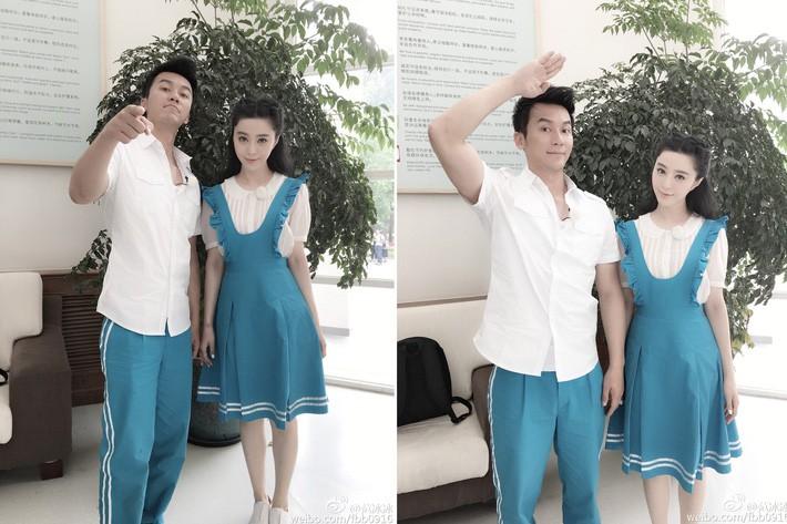 """Phạm Băng Băng – Lý Thần chia tay: Netizen tiếc nuối với loạt đồ đôi """"tình như cái bình"""" - Ảnh 3."""