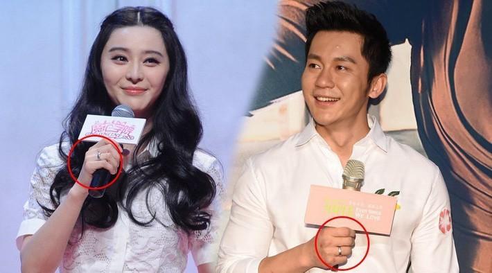 """Phạm Băng Băng – Lý Thần chia tay: Netizen tiếc nuối với loạt đồ đôi """"tình như cái bình"""" - Ảnh 8."""