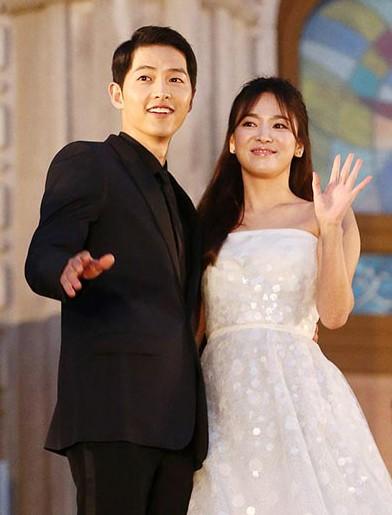 Lời chia sẻ cuối cùng của Song Joong Ki về Song Hye Kyo mà ai cũng ngỡ cặp đôi vẫn đang hạnh phúc - Ảnh 1.