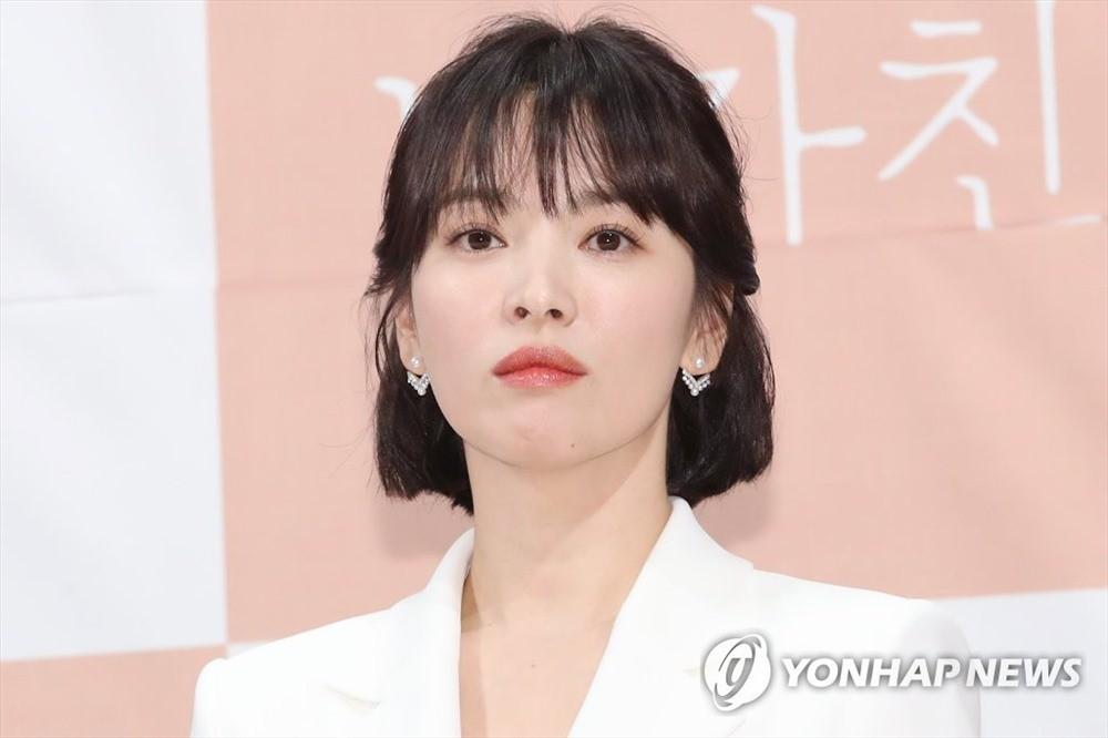 Song Joong Ki đệ đơn ly hôn, Song Hye Kyo đã chính thức lên tiếng! - Ảnh 1.