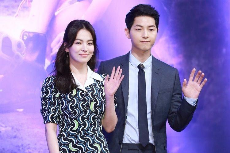 Hóa ra Song Joong Ki và Song Hye Kyo đã dọn khỏi nhà chung từ cả tháng trước và đây là tiết lộ của hàng xóm - Ảnh 1.