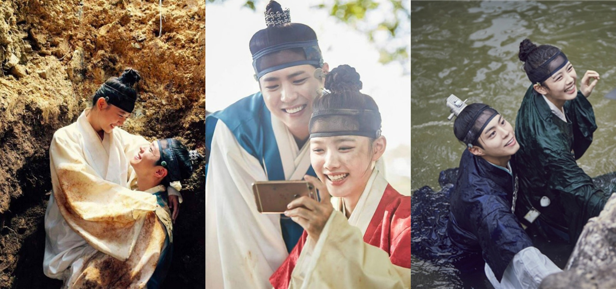 3 bạn diễn của Park Bo Gum mà ai nấy đẩy thuyền kịch liệt, trái ngược với tin đồn phim giả tình thật với Song Hye Kyo - Ảnh 12.