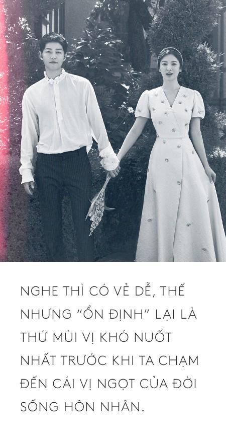 Cuộc chia ly của Song - Song: Hôn nhân không phải cuộc chơi của những trái tim quá cảm xúc - Ảnh 1.