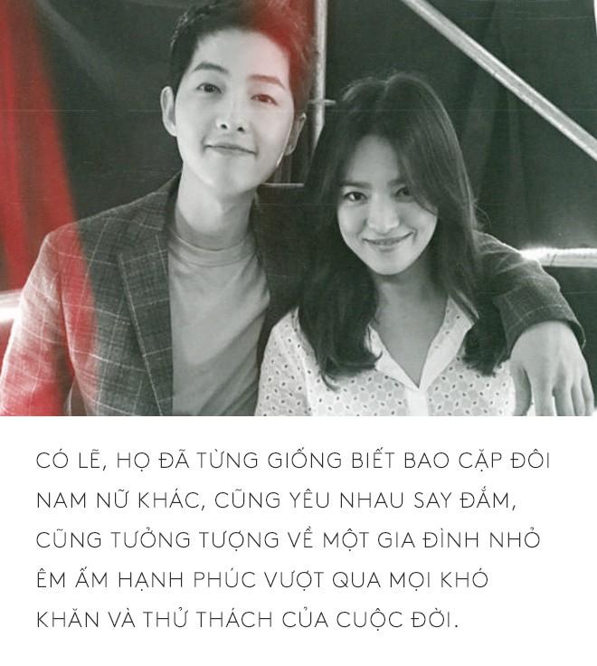 Cuộc chia ly của Song - Song: Hôn nhân không phải cuộc chơi của những trái tim quá cảm xúc - Ảnh 3.