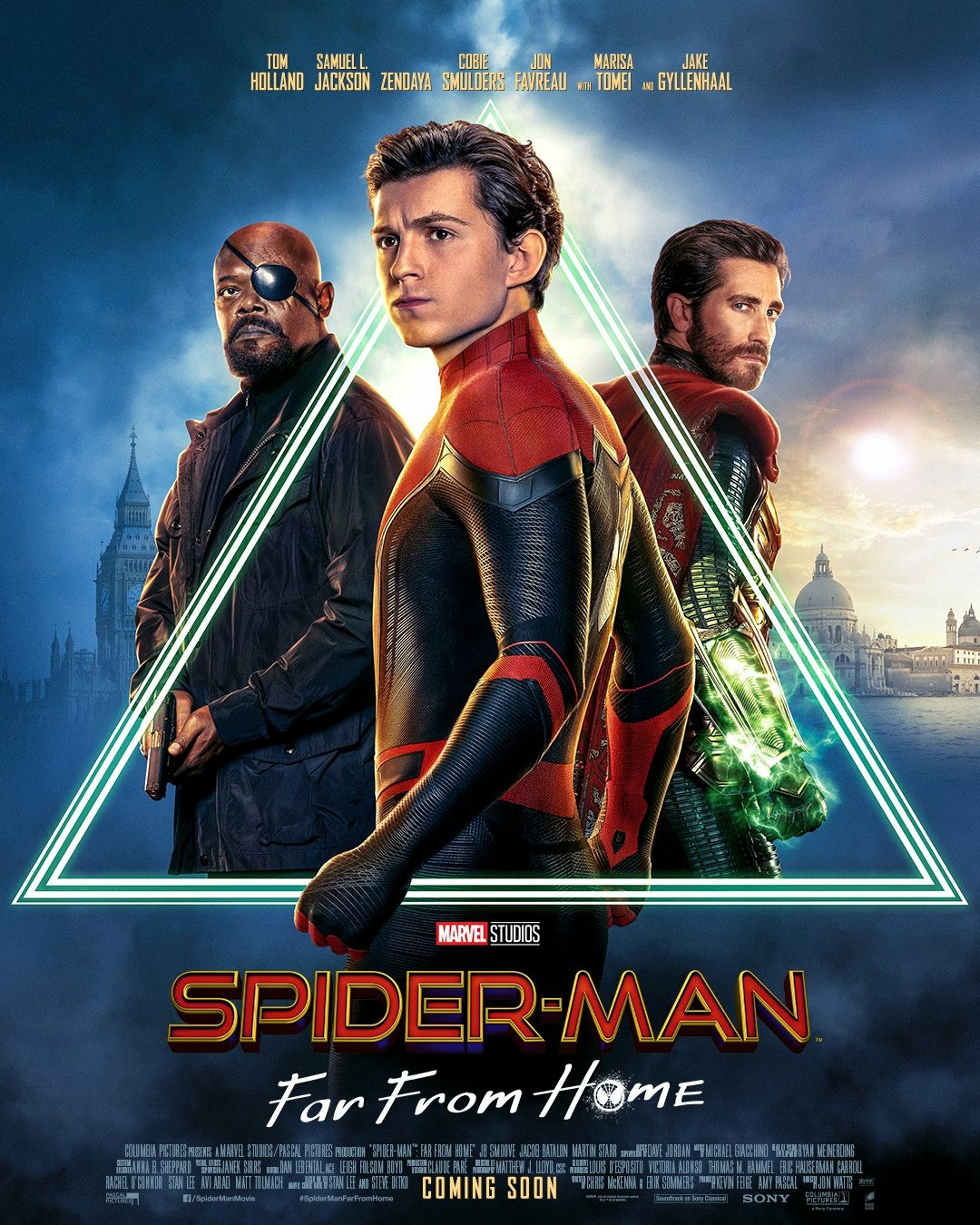 """Hoá ra lý do Spider Man phải """"dạt nhà"""" vào tháng 7 là vì Annabelle gõ cửa - Ảnh 4."""